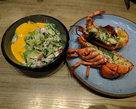Dinner at Otium