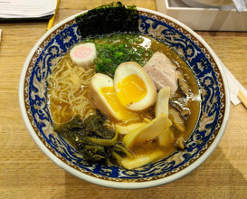 Dinner at Ramen Lab by Sun Noodle