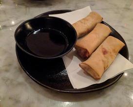 Dinner at Chinese Tuxedo