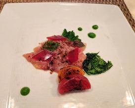 Dinner at Annisa Restaurant