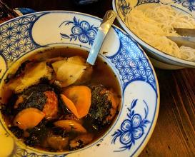 Dinner at Hanoi House