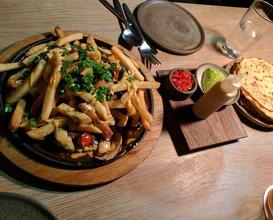 Dinner at Llama Inn