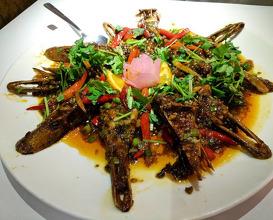 Dinner at Savour Sichuan