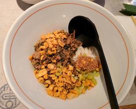 Dinner at Little Tong Noodle Shop