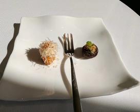 Dinner at Jean Georges Restaurant