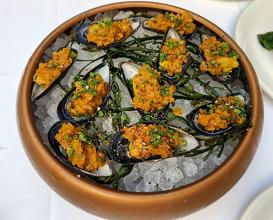 Dinner at La Sirena