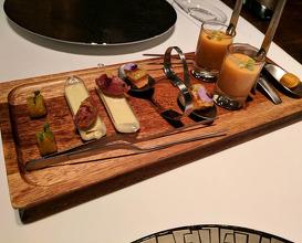 Dinner at Passion by Martín Berasategui