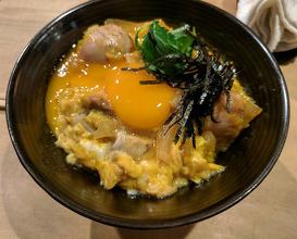 Dinner at Tori Shin