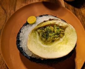 Dinner at Noma Mexico