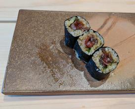 Dinner at Sushi Ginza Onodera New York