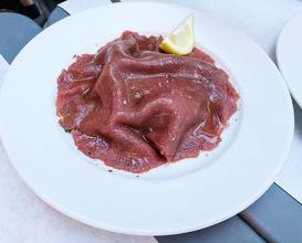 Dinner at Café Altro Paradiso