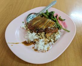 Dinner at Jae Auan