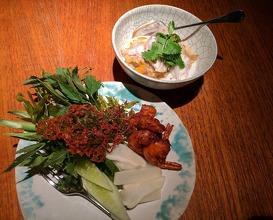 Dinner at Nahm Restaurant