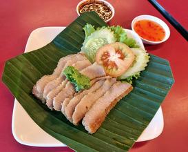 Dinner at Somtam Nua Restaurant