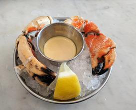 Dinner at Neptune Oyster