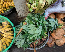 Dinner at Pasar Kebon Roek