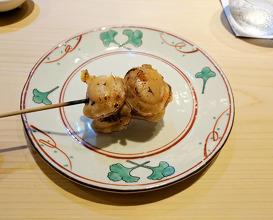 Dinner at Sushi Masato
