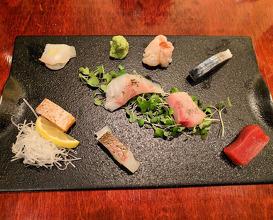 Dinner at Miyake