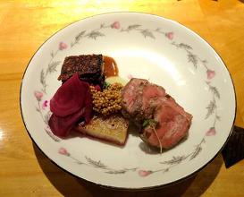 Dinner at Hugo's Restaurant