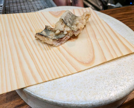 Dinner at Secchu Yokota