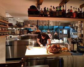 Dinner at MADE Hotel