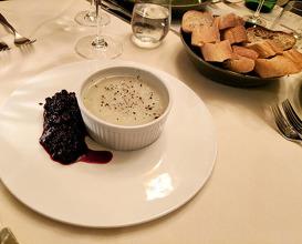 Dinner at James Beard Foundation