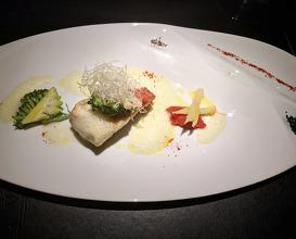 Dinner at Joël Robuchon USA