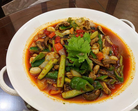 Dinner at  Guan Fu Szechuan Spicy Chinese 官府川菜