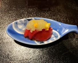 Dinner at Tempura Matsui