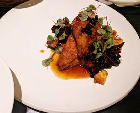 Dinner at DaDong New York