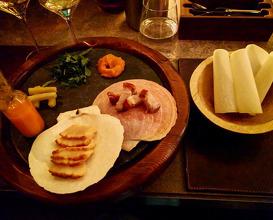 Dinner at Blue Hill