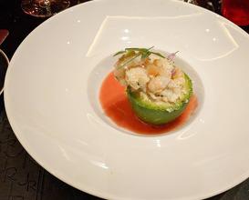 Dinner at L'Atelier de Jo