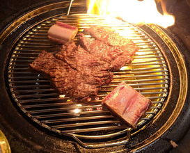 Dinner at Samwon Garden BBQ