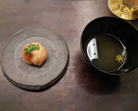Dinner at Uchu