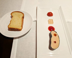 Dinner at Gunter Seeger NY