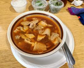Dinner at Carnitas Uruapan