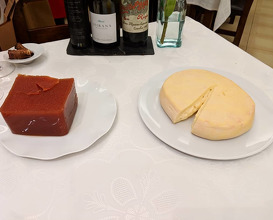 Dinner at Restaurante La Molinera