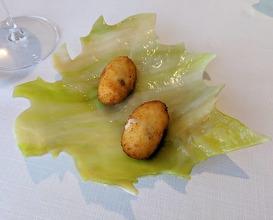 Dinner at Real Balneario de Salinas