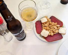 Dinner at Restaurante Paco Gandía