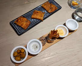 Dinner at Restaurante España