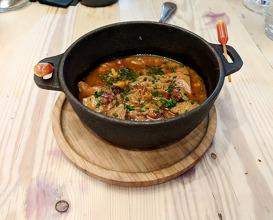 Dinner at La Tasquería de Javi Estévez