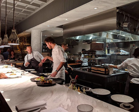 Dinner at INTERSECT BY LEXUS – NYC