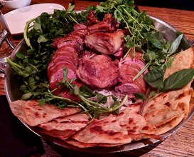 Dinner at Momofuku Ssam Bar