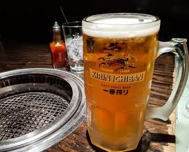Dinner at Gyu-Kaku Japanese BBQ