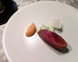 Dinner at Oxalis