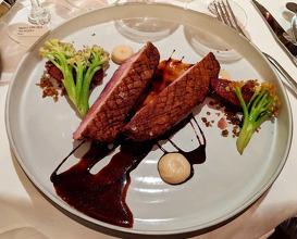 Dinner at Bâtard