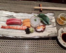 Dinner at Kyo Ya