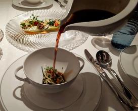 Dinner at TAK Room