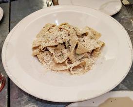Dinner at Italienne