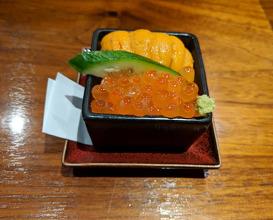 Dinner at KOSAKA